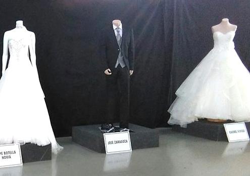 13.11.2015 nuestro traje en la exposición