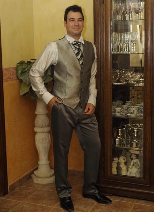 Novio casado el 2015.7.4 Pedro Zaragoza y Carolina, Elche
