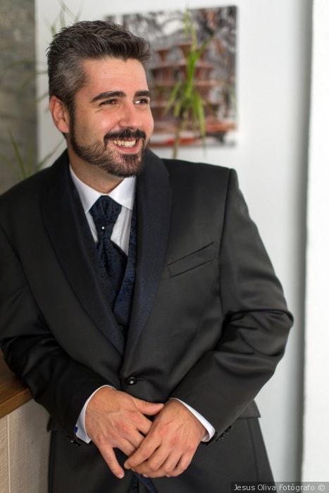Novio casado el 2015.8.15 Jordi Mira Carreño en Elche