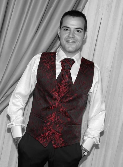 Casado el 2015.8.22 Jesús Pérez Gil, Elche - Alicante