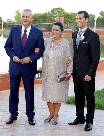 Bodas reales 2015.9. Norberto Carbonell Pastor y su Padre de Jose Carbonell Fons en Alicante
