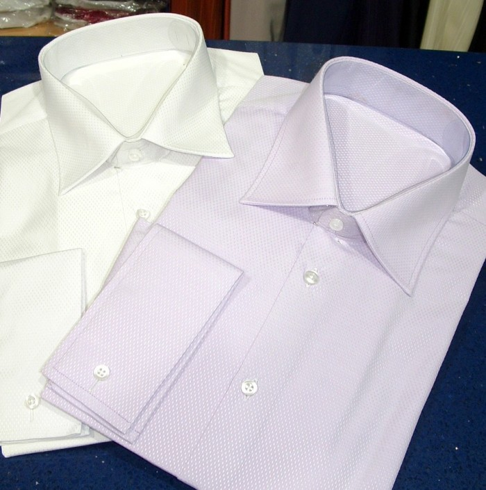 Camisas ceremonia, Doble puño para gemelos, Jose Zaragoza - Novios, made in spain