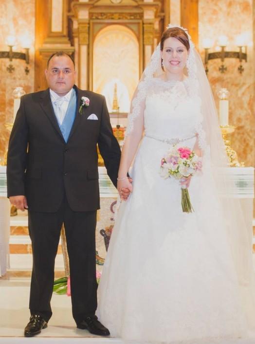 Junio de 2016 Salvador Manchon Ballester y Rosa Mari GUARDAMAR DEL SEGURA - Alicante