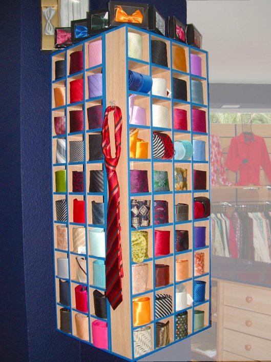 Variadas corbatas y pajaritas, Jose Zaragoza moda hombre, made in Spain