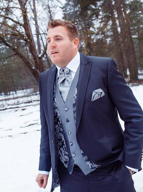 Novio casado el 2017.12.9 Adam David Kirdy en Bobruysk, Bielorussia