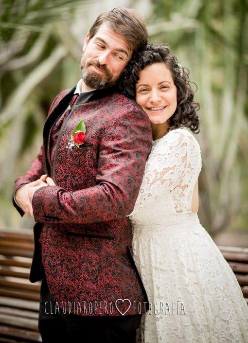 Se casaron el 2018.3.17 Fran Javier Villahermosa y Susana en Elche