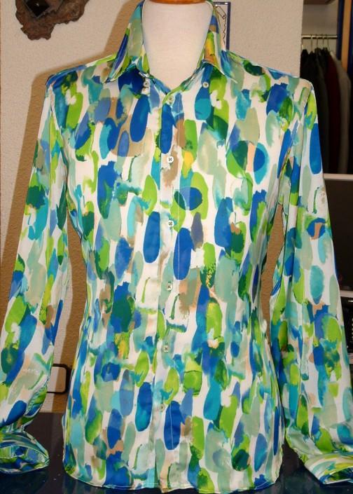 Camisa made in Spain, Jose Zaragoza moda hombre