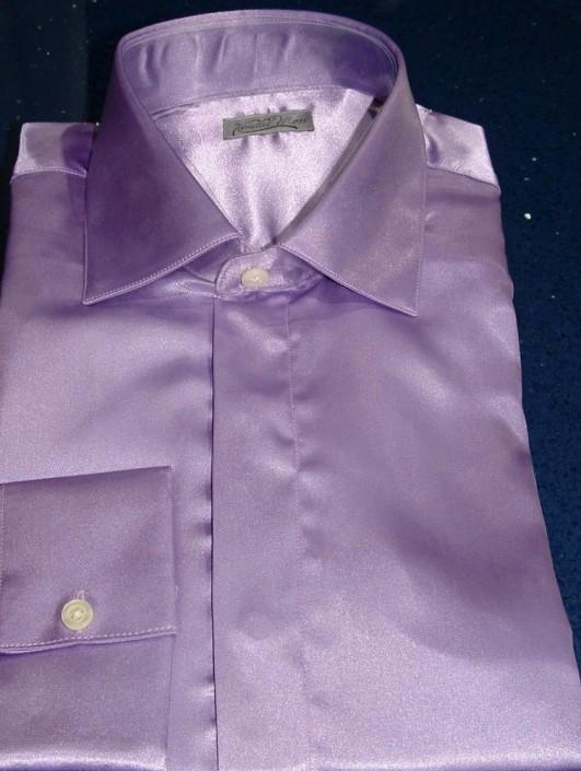 Camisa ceremonia, puño con boton o para gemelos, Jose Zaragoza - Novios
