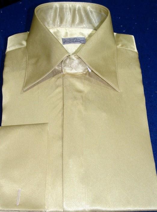 Camisa ceremonia, doble puño para gemelos, Jose Zaragoza - Novios