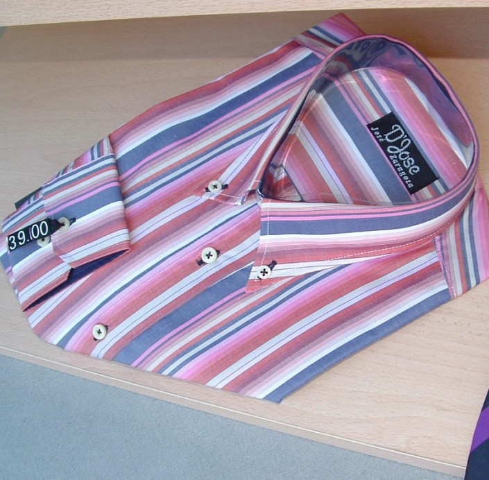Camisa made in Spain, Jose Zaragoza moda hombre