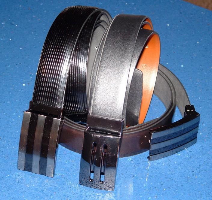 Cinturones piel con chapon, Jose Zaragoza - Novios