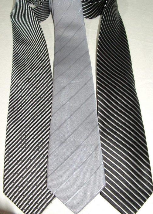 Corbatas Ceremonia grises varios modelos, Jose Zaragoza - Novios (2)