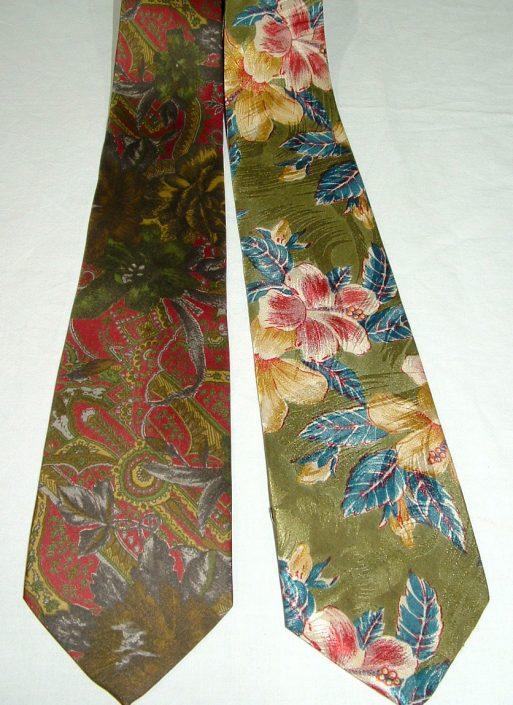 Corbatas seda diferentes dibujos, Jose Zaragoza moda hombre