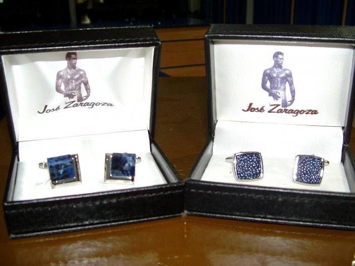 Gemelos piedra azul, Jose Zaragoza - Novios