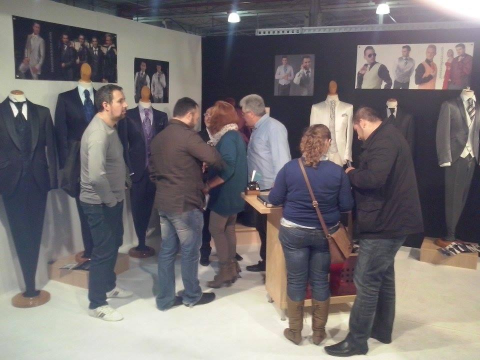 Jose Zaragoza-Novios en Firanovios, Feria de Novios, Alicante (7)