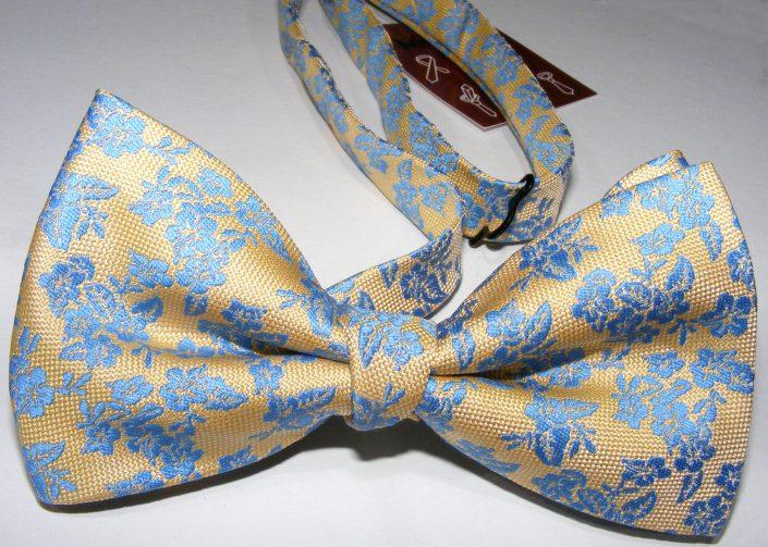 Pajarita amarilla y azul , Jose Zaragoza - Novios