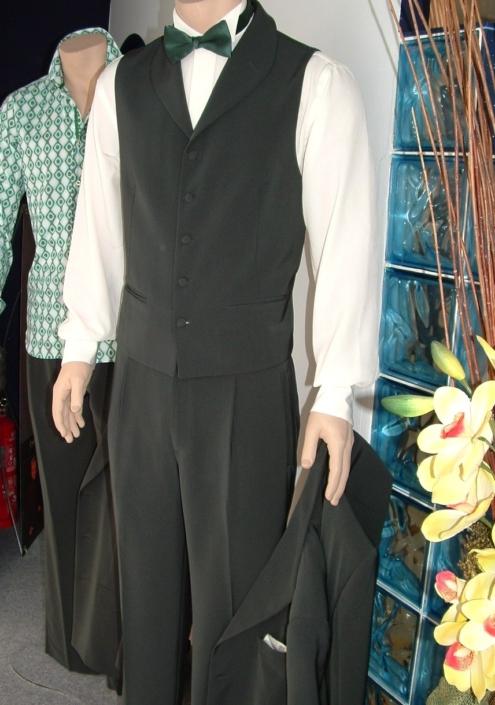 Trajes, Jose Zaragoza moda hombre