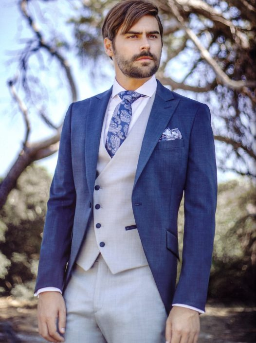Trajes y complementos, Jose Zaragoza - Novios 2018, Made in Spain